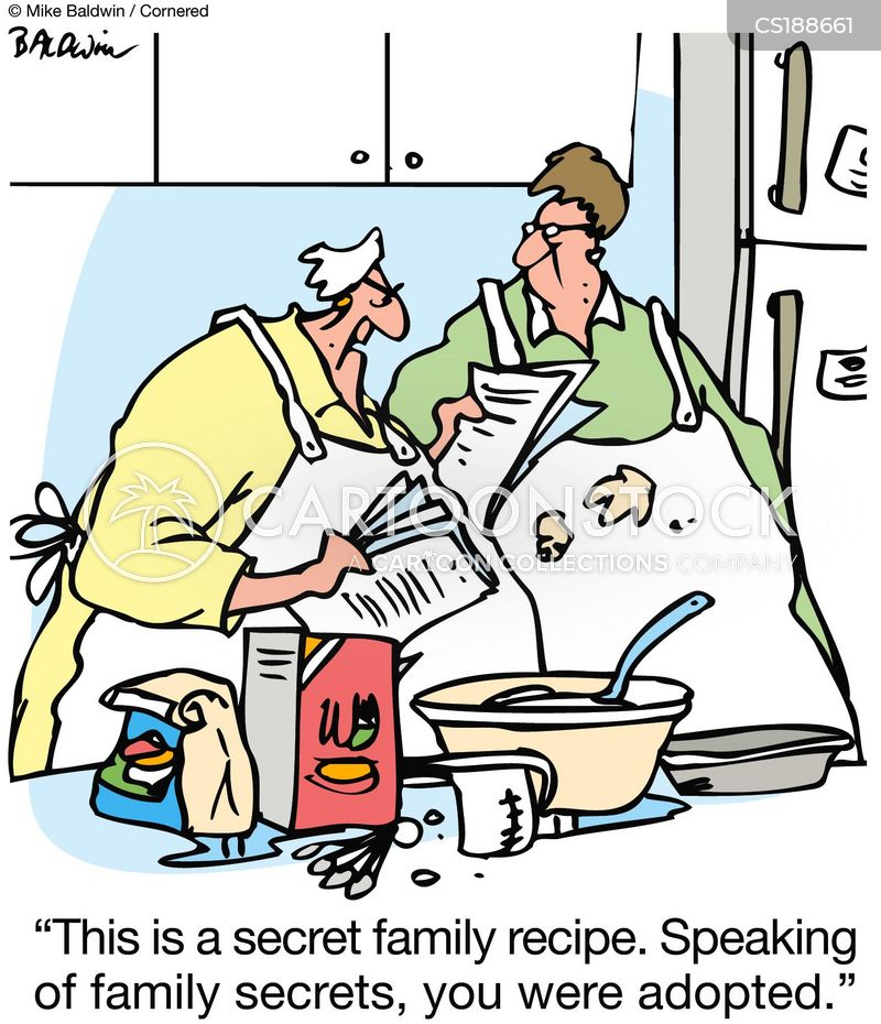 family secrets As our parents age, or often after they die, all sorts of family secrets come to light how can you find out if there's a skeleton in your closet.