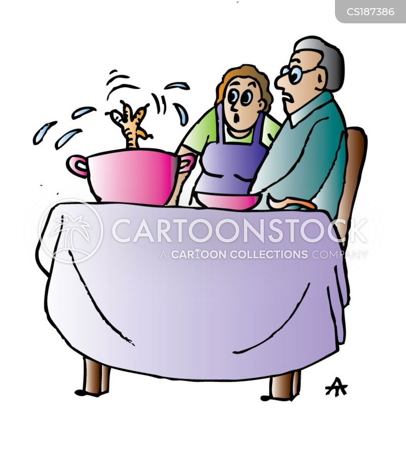 Suppe Cartoon, Suppe Cartoons, Suppe Bild, Suppe Bilder, Suppe Karikatur, Suppe Karikaturen, Suppe Illustration, Suppe Illustrationen, Suppe Witzzeichnung, Suppe Witzzeichnungen
