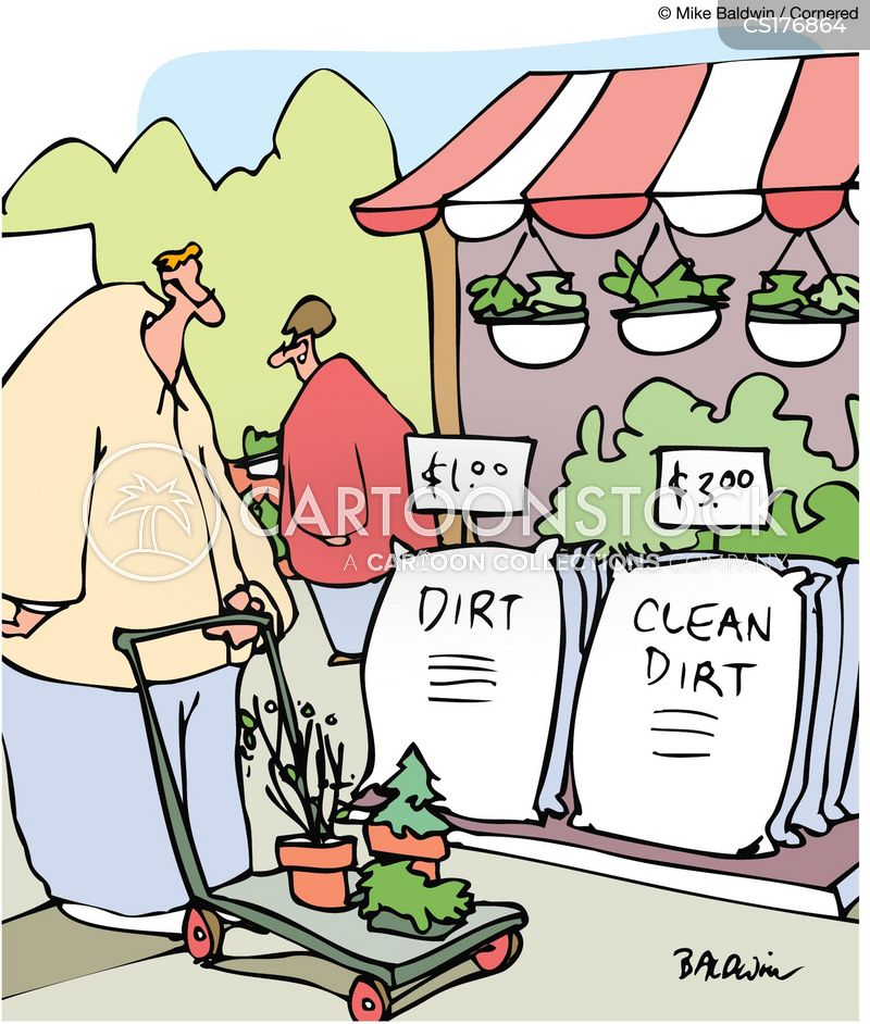 Gardening Tools Cartoons And Comics Funny Pictures From