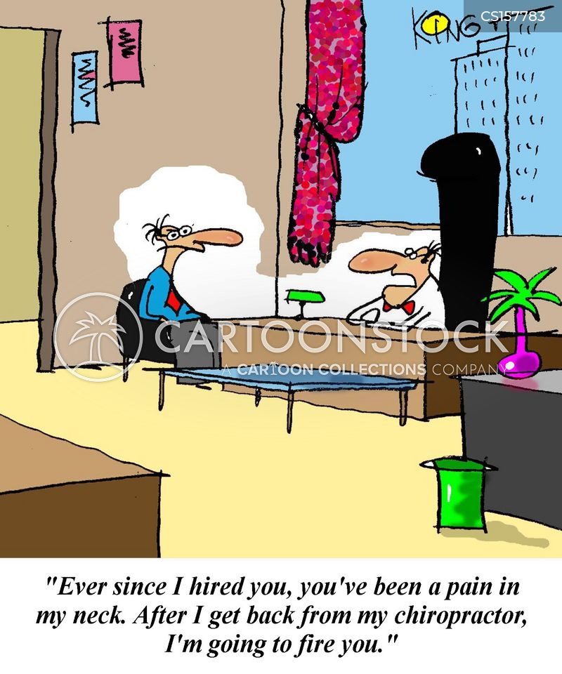 Chiro Cartoons And Comics Funny Pictures From Cartoonstock