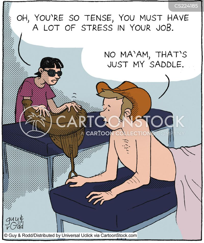 free cartoon sec massage