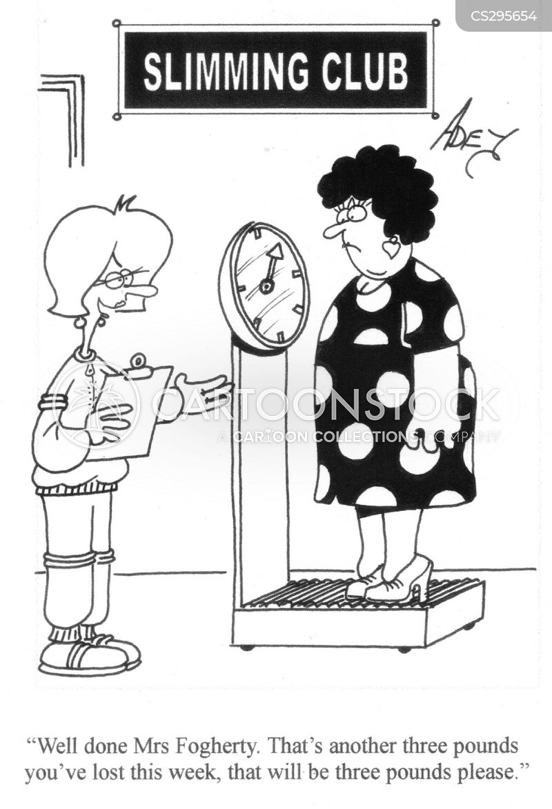 Weight Loss Programme Cartoons And Comics Funny Pictures
