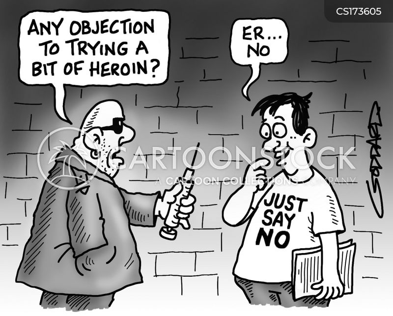 Drug Dealer Cartoons And Comics Funny Pictures From