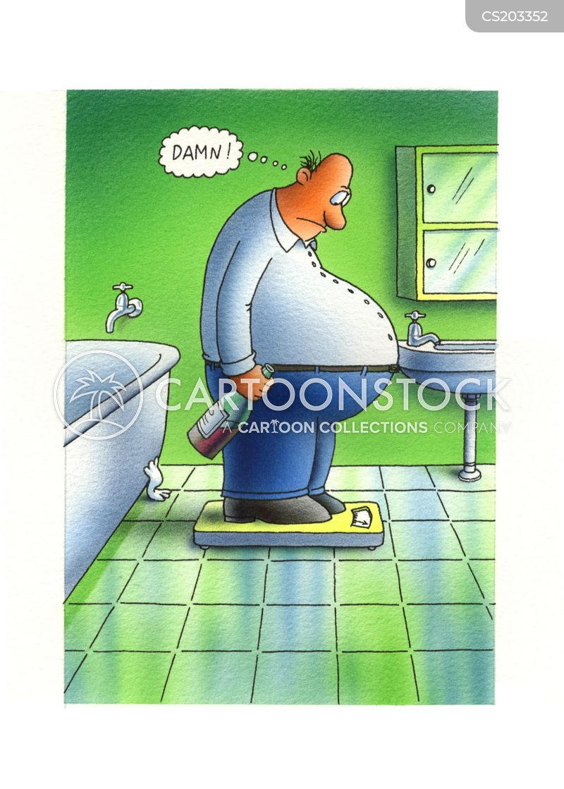 Weight Watchers Cartoons And Comics Funny Pictures From