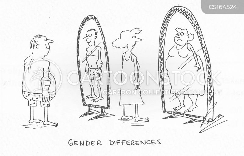 A reflection of un gendering the body in art