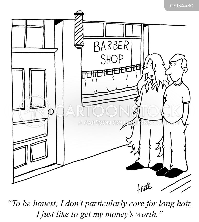 Short Hair Cartoons And Comics Funny Pictures From