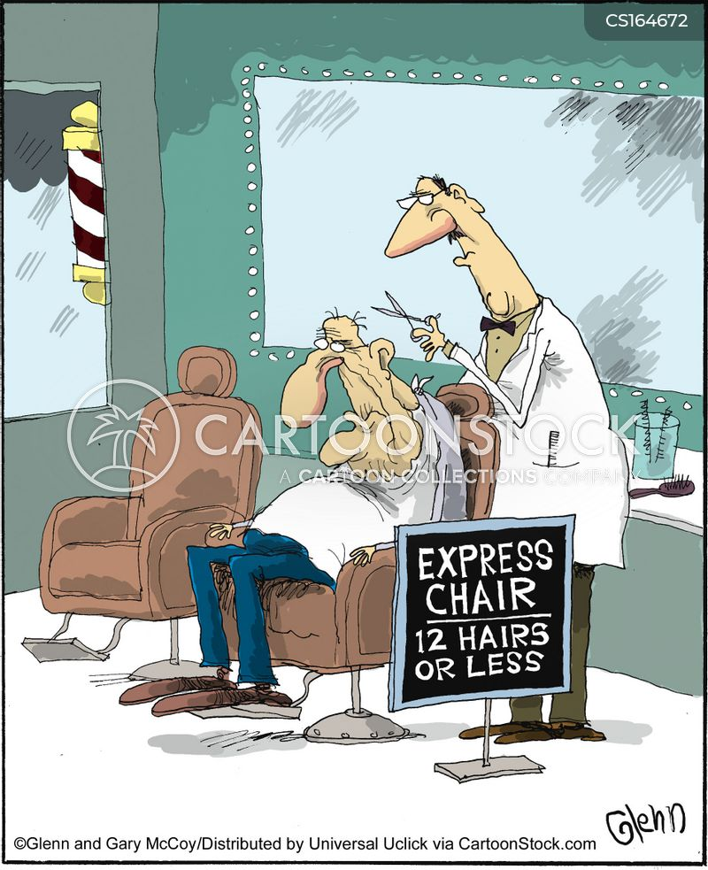 barber cartoons and comics funny pictures from cartoonstock