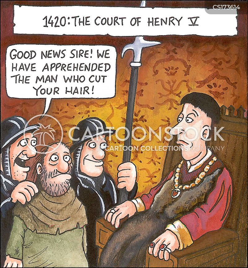 Tudor cartoons and comics funny pictures from cartoonstock for Abc salon sire directory