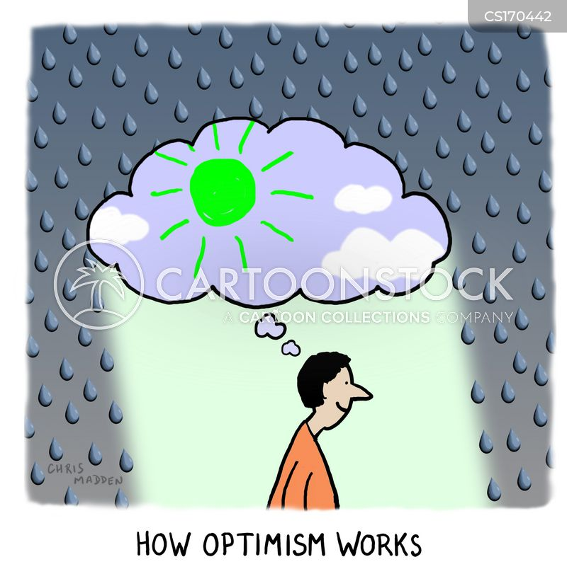 Optimist Cartoon, Optimist Cartoons, Optimist Bild, Optimist Bilder, Optimist Karikatur, Optimist Karikaturen, Optimist Illustration, Optimist Illustrationen, Optimist Witzzeichnung, Optimist Witzzeichnungen