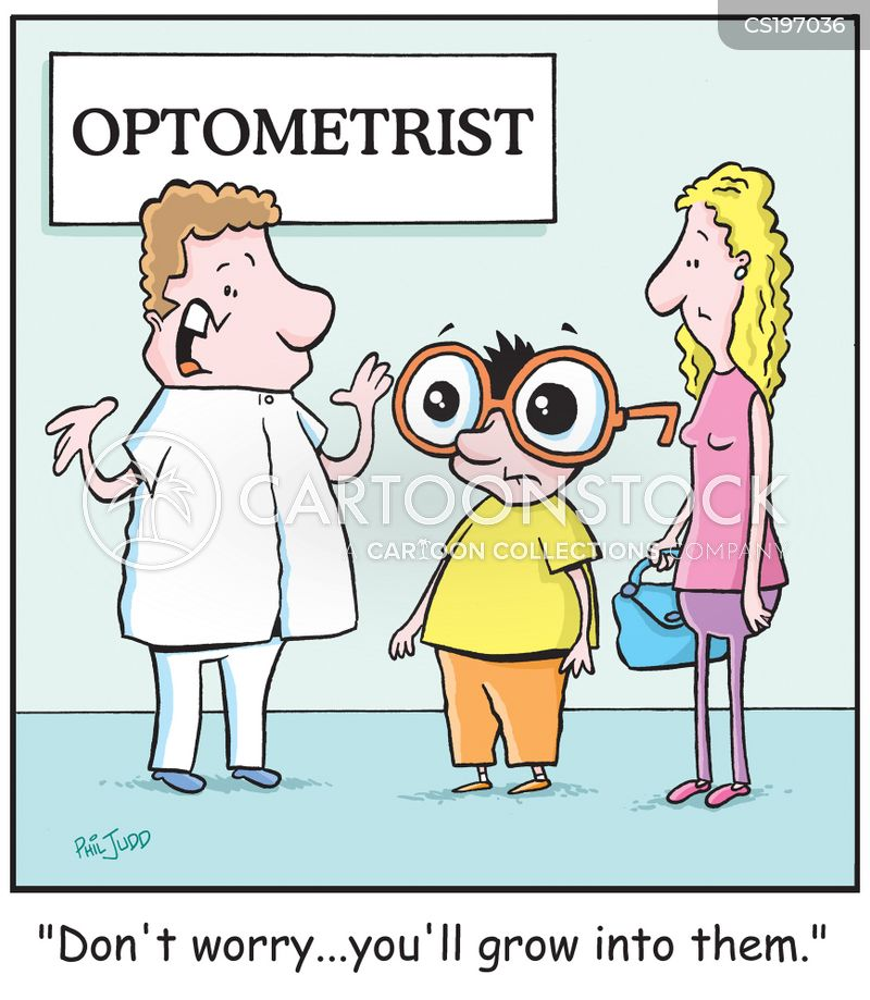 Cornea Cartoons And Comics Funny Pictures From Cartoonstock