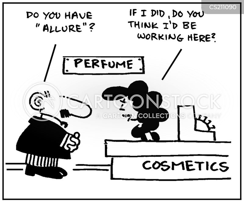 Allure Cartoons And Comics Funny Pictures From Cartoonstock