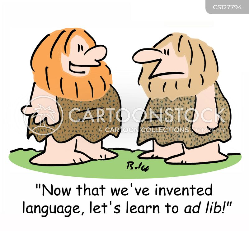Ad Lib Cartoons and Comics - funny pictures from CartoonStock