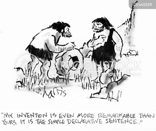Declarative Sentence Cartoons and Comics - funny pictures ...