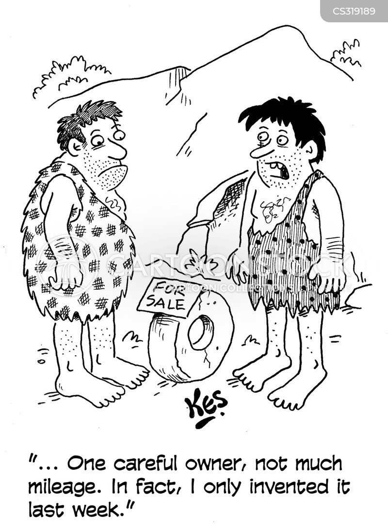 Paleolithic Cartoons And Comics Funny Pictures From