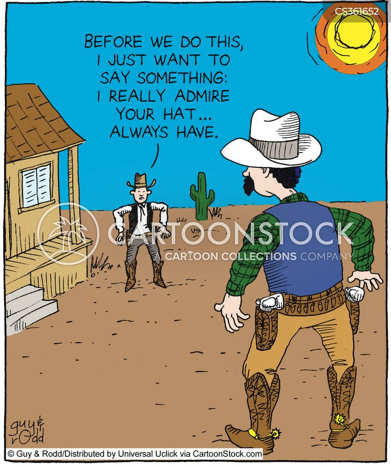 Admire cartoons and comics funny pictures from cartoonstock - Wild west funny ...