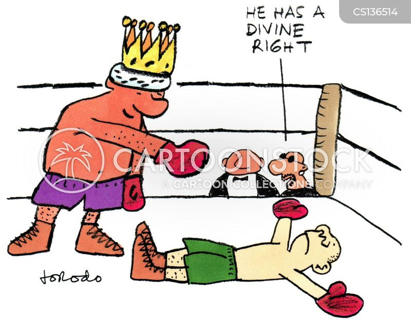 Divine Right Cartoons and Comics - funny pictures from ...