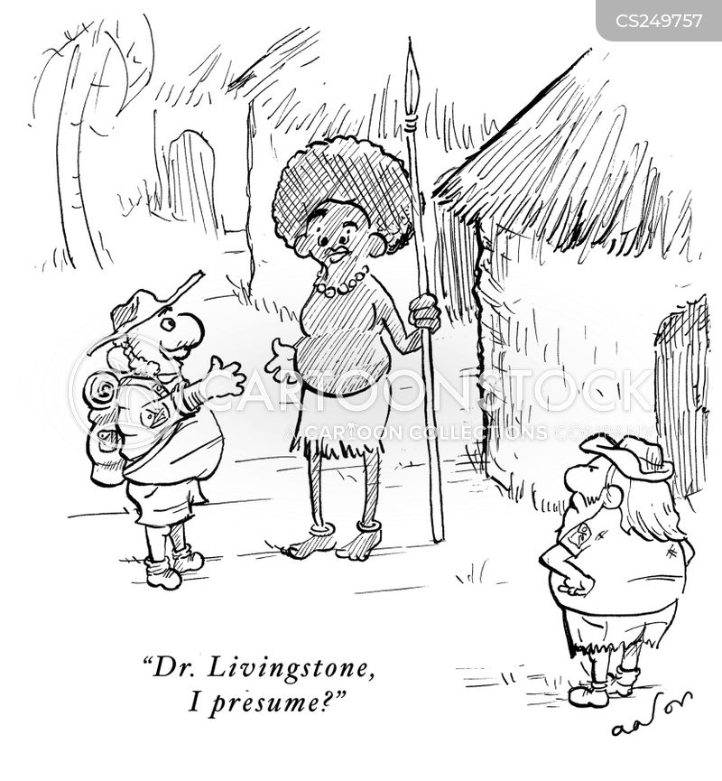 Dr Livingstone Cartoons and Comics - funny pictures from ...
