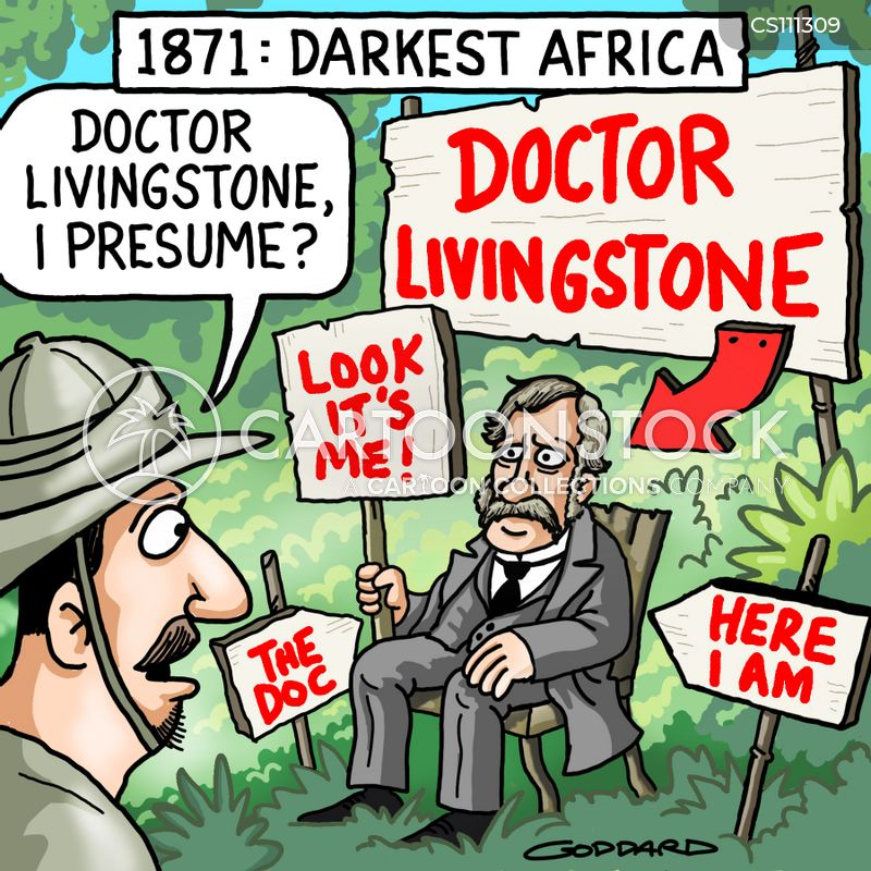Livingstone I Presume : Dr Livingstone Cartoons and Comics - funny pictures from ...