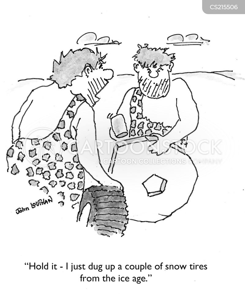 Snow Tyres Cartoons And Comics Funny Pictures From