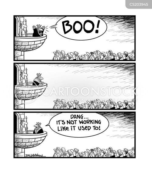 Peasant Revolts Cartoons and Comics - 54.1KB