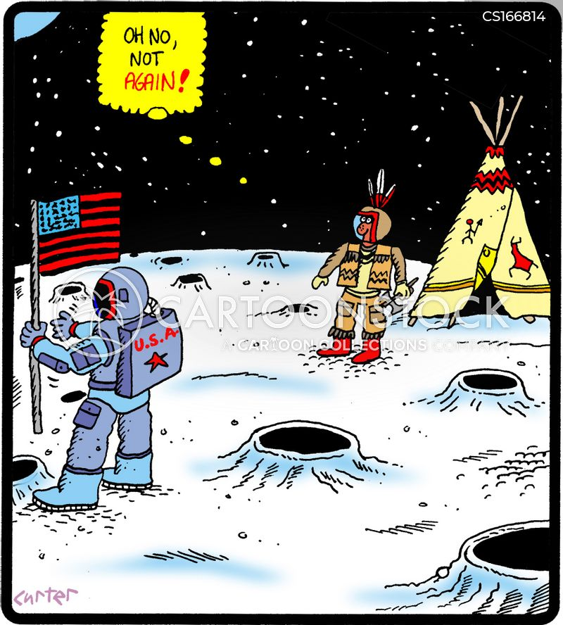Space Travel Cartoons and Comics - funny pictures from ...