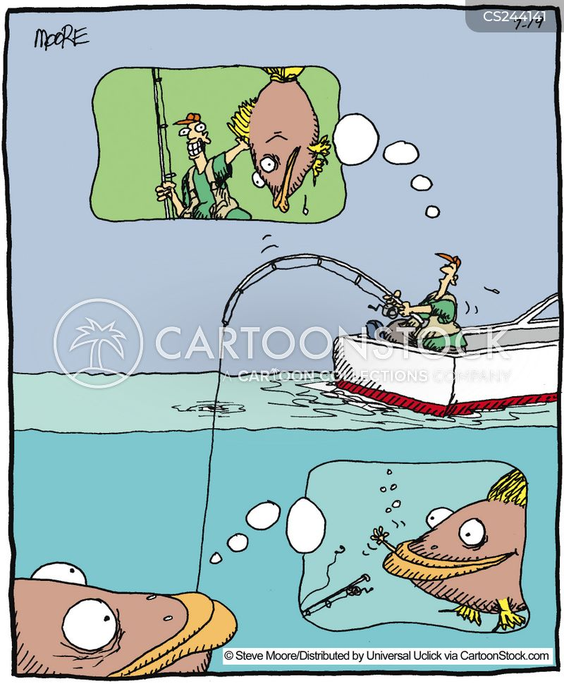 Fisher man cartoons and comics funny pictures from for Funny fishing cartoons