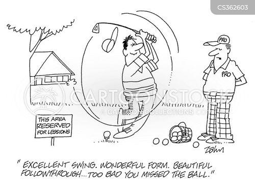 how to become a golf teacher