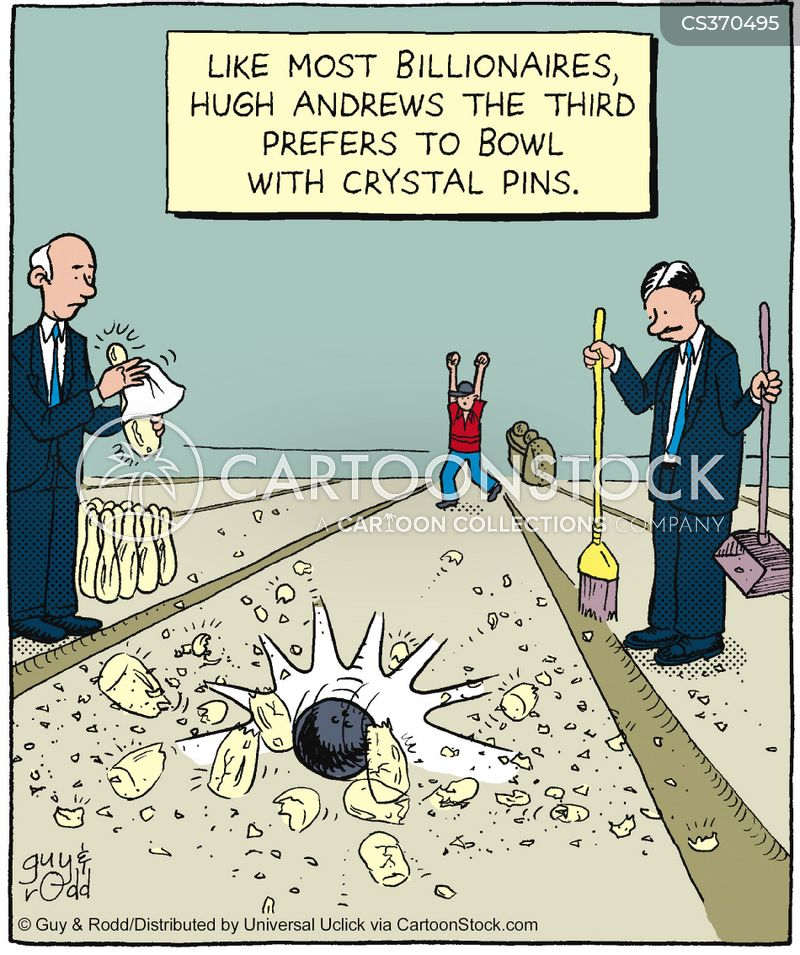 Bowling Pin Cartoons And Comics Funny Pictures From