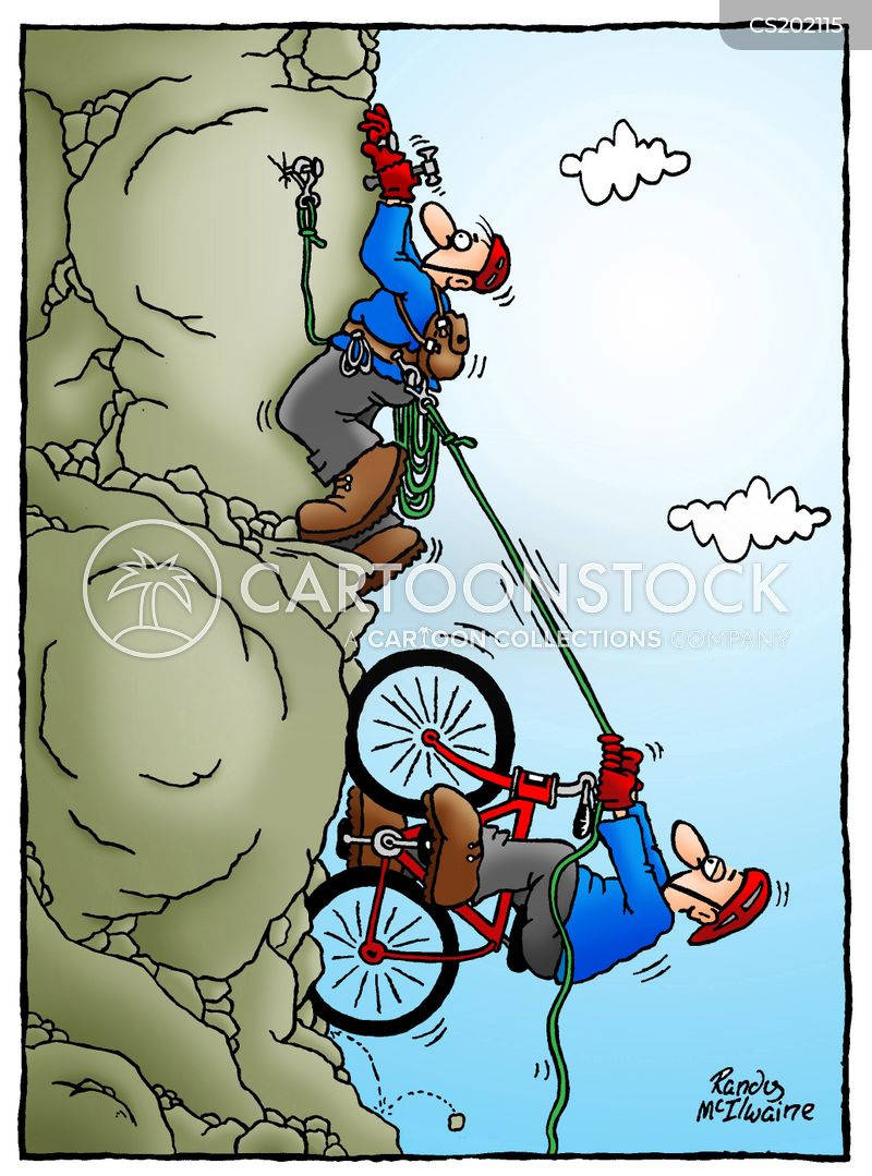 Outdoor Sports Cartoons and Comics - funny pictures from ...