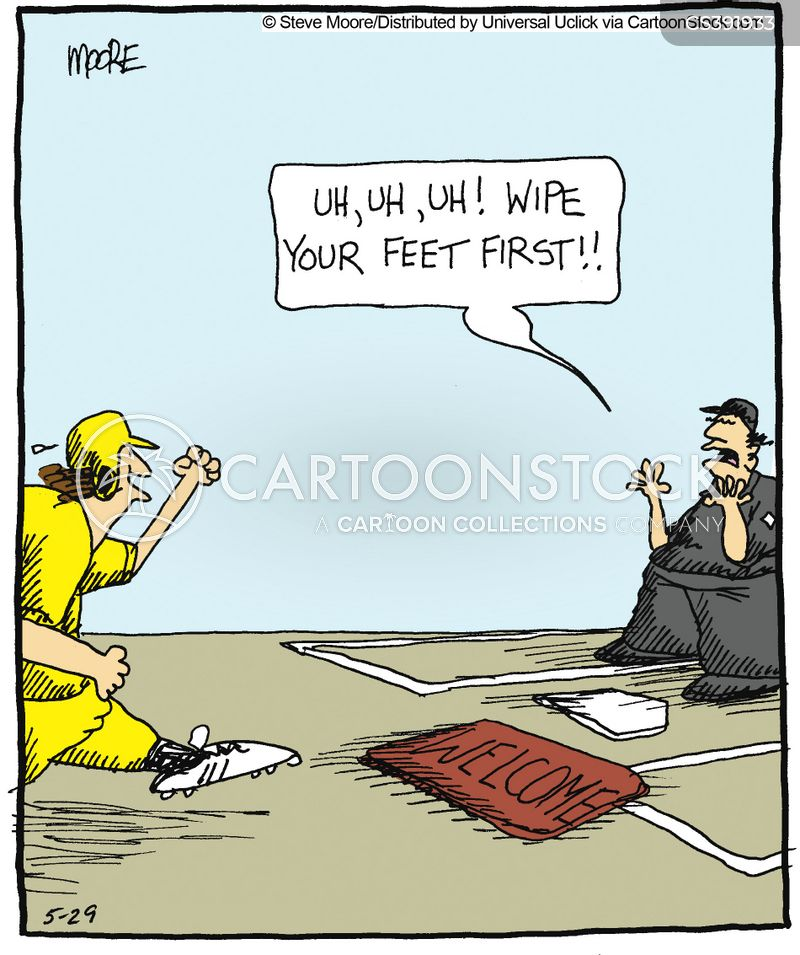Dirty Shoes Cartoons And Comics Funny Pictures From