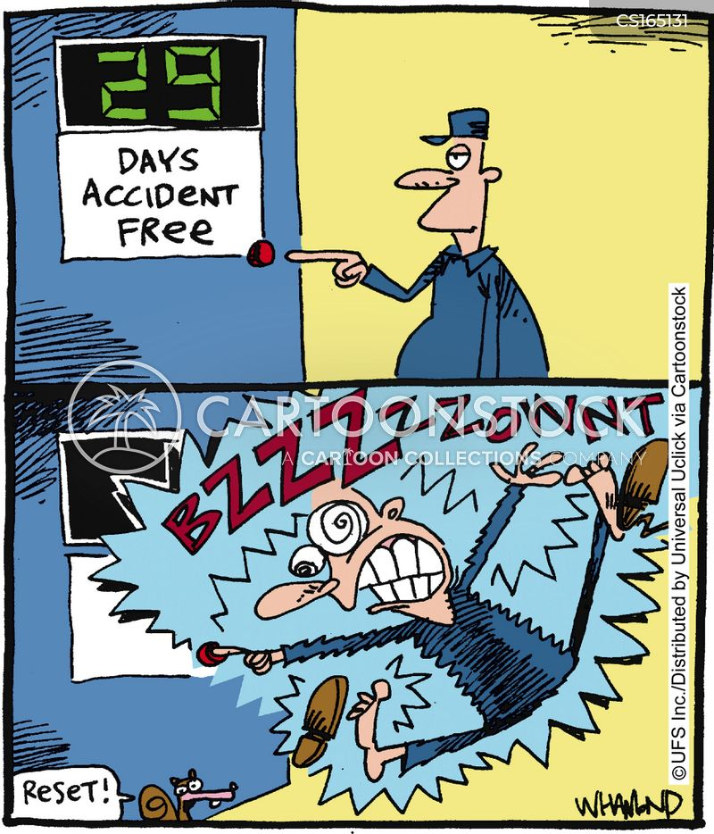 Industrial Accident Cartoons and Comics - funny pictures ...
