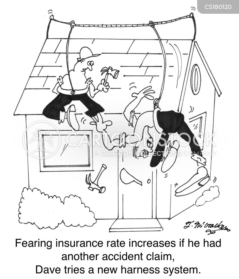Insurance Business Cartoons And Comics Funny Pictures