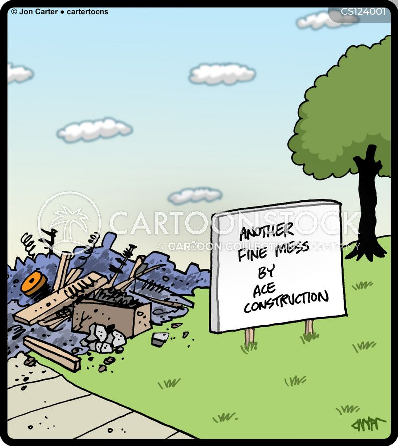Constructions Cartoons and Comics - funny pictures from ...
