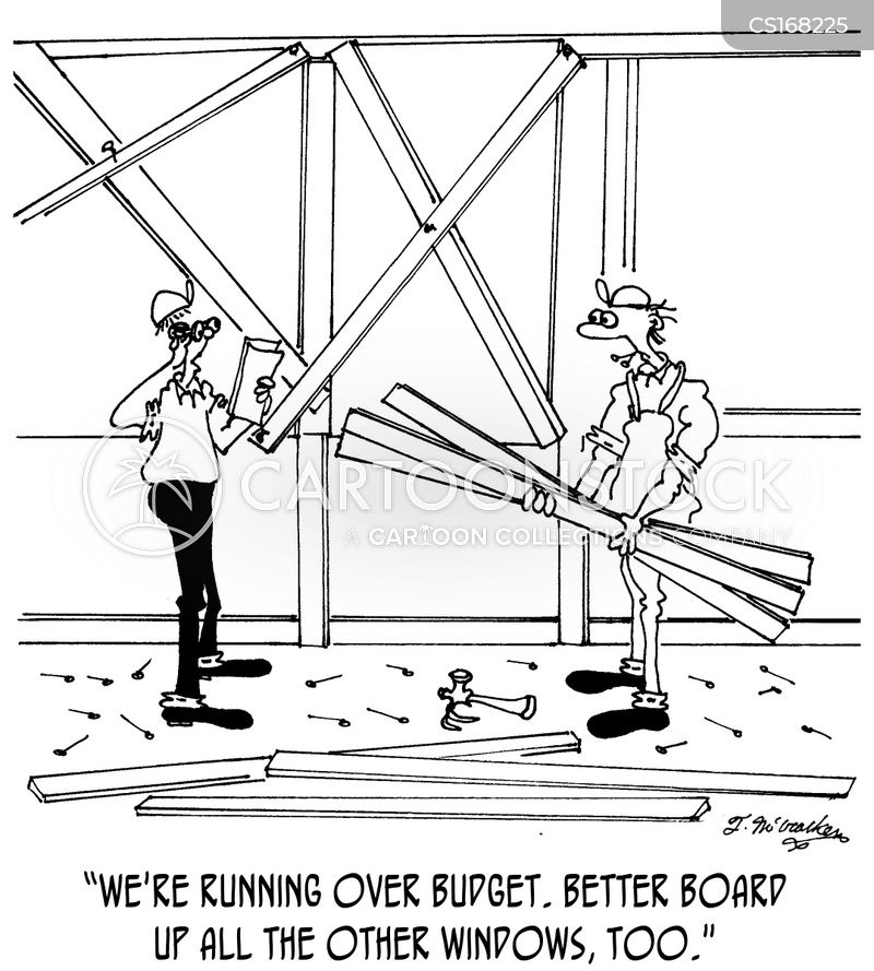 Contractor Cartoons And Comics Funny Pictures From