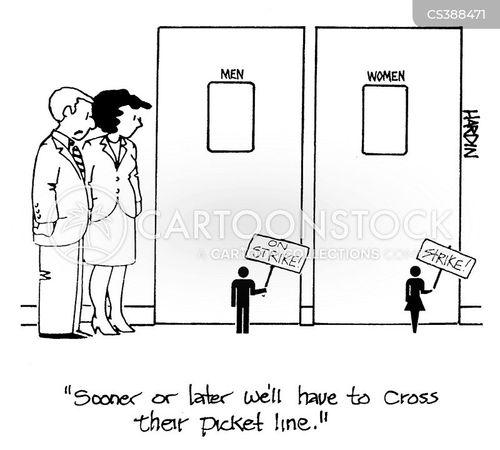 Bathroom cartoons public bathroom cartoon funny public bathroom - Restroom Sign Cartoons And Comics Funny Pictures From