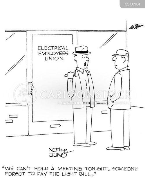 electrical engineer cartoons and comics