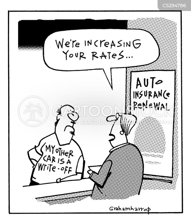 Young Person Car Insurance Quotes: Insurance Rates Cartoons And Comics