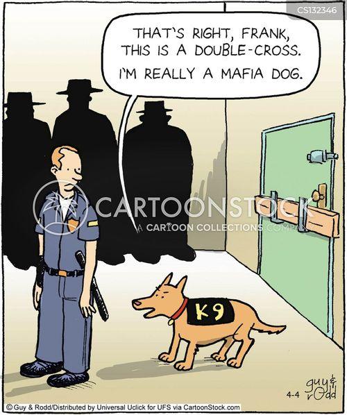 Betrayal Cartoons and Comics - funny pictures from CartoonStock