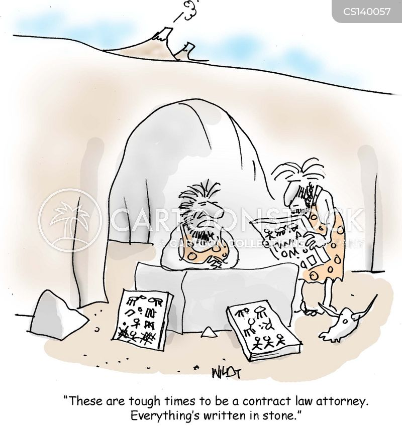 Contract Law Cartoons and Comics - funny pictures from ...