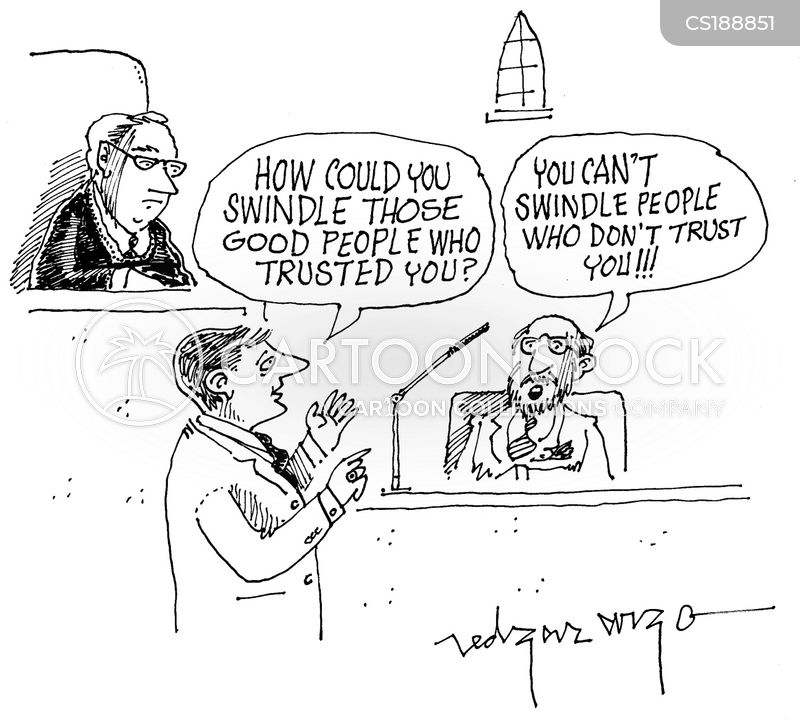 Defense Attorney Cartoons and Comics - funny pictures from ...