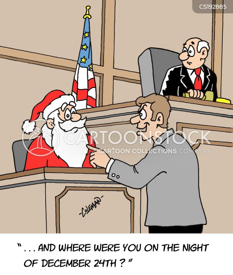 Cross Examination Cartoons and Comics - funny pictures ...