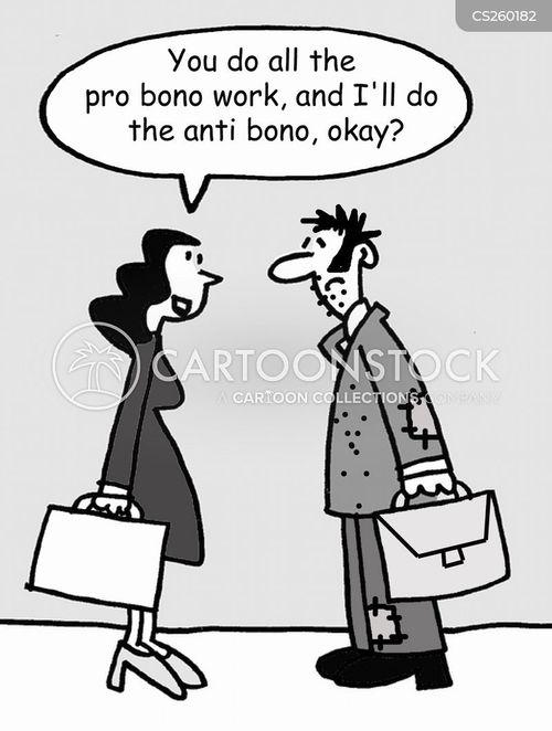 Attorney Pro Bono