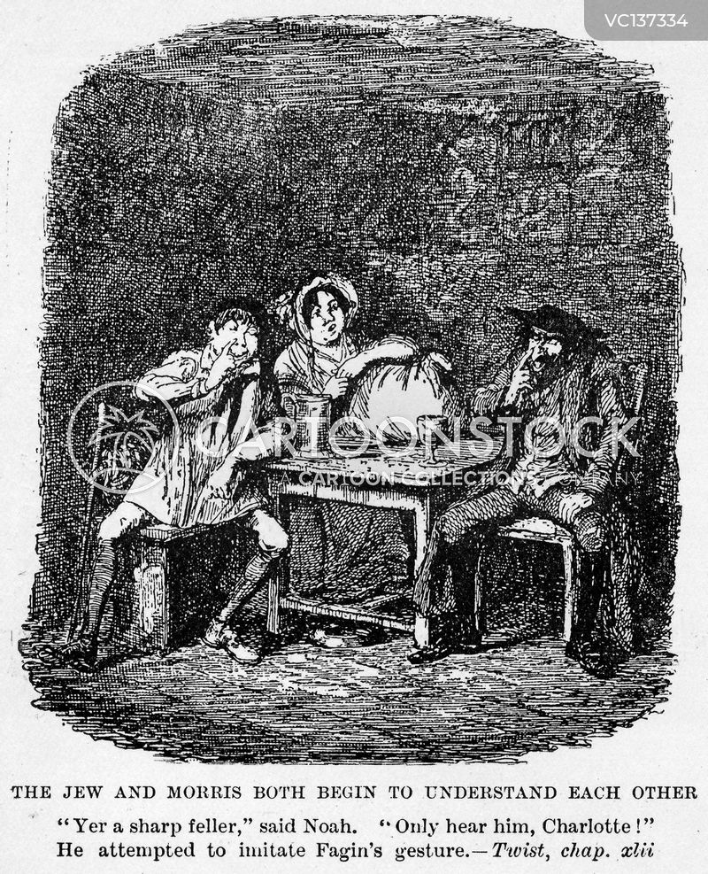 the characterization of noah claypole n oliver twist Answer to which of noah claypole's character traits is revealed in this excerpt from oliver twist by charles dickens noah, whose top waistcoat-button might have been somewhere on a level.