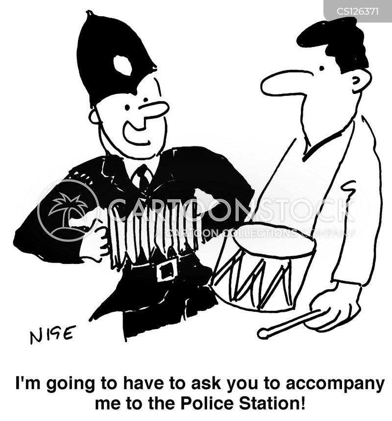 Music Instruments Cartoons and Comics - funny pictures ...