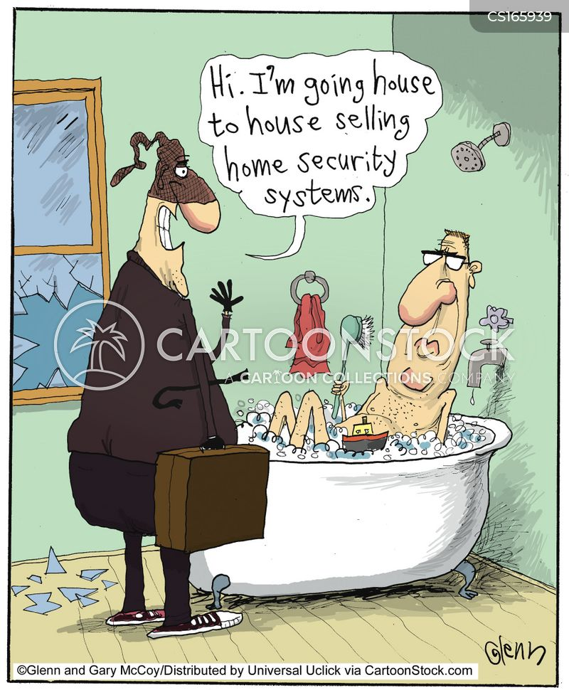 Robber Cartoons And Comics Funny Pictures From Cartoonstock
