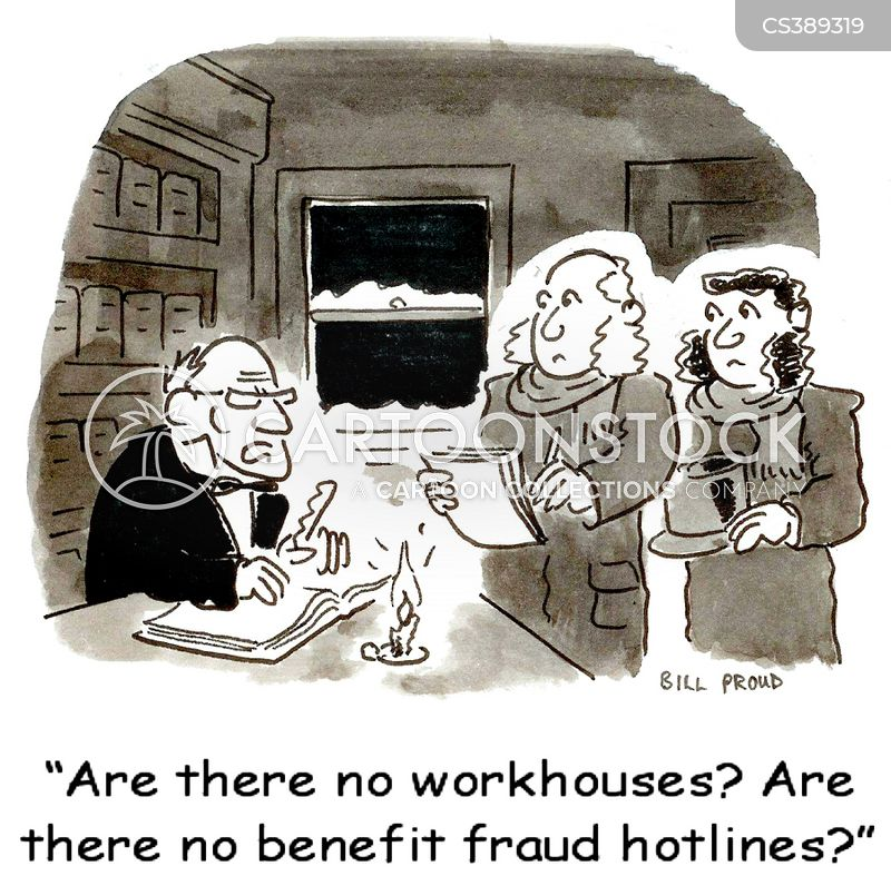 Workhouse Cartoons and Comics - funny pictures from CartoonStock