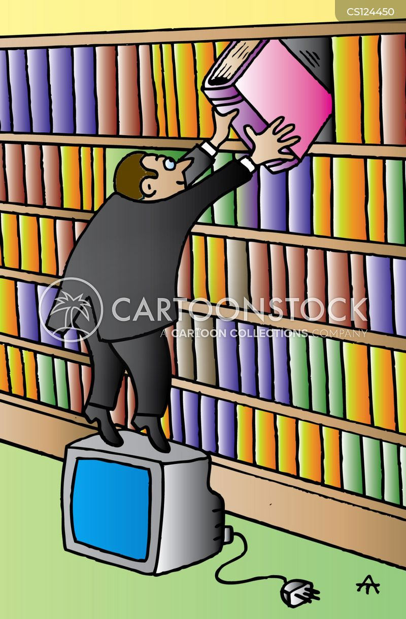Bücherregal Cartoon, Bücherregal Cartoons, Bücherregal Bild, Bücherregal Bilder, Bücherregal Karikatur, Bücherregal Karikaturen, Bücherregal Illustration, Bücherregal Illustrationen, Bücherregal Witzzeichnung, Bücherregal Witzzeichnungen