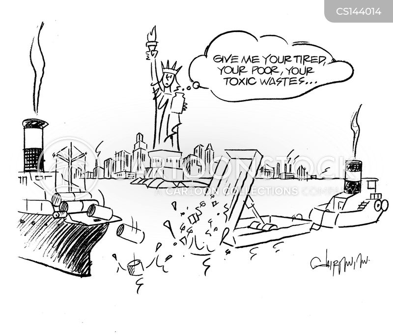 Statue Of Liberty Cartoons And Comics Funny Pictures