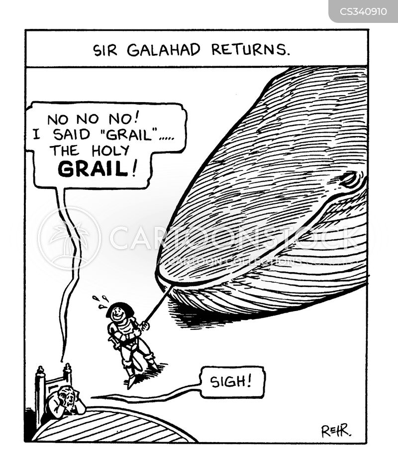 King arthur and the round table cartoons and comics - King arthur s round table found ...