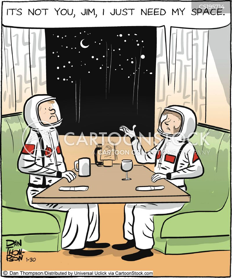 Space Suit Cartoons and Comics - funny pictures from ...